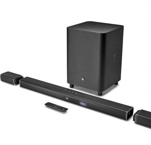 BAR 51, 5.1 Soundbar with wireless subwoofer, Bluetooth, HDMI