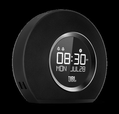 Horizon Bluetooth Speaker Alarm Clock Charger