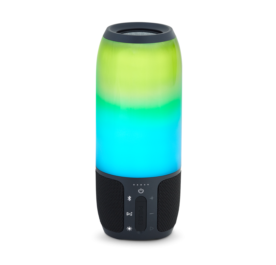Pulse 3, Bluetooth Waterproof Speaker, Light Show & 360o Sound