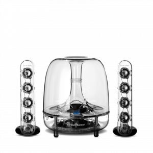 Soundsticks Wireless Bluetooth Speakers System 2.1
