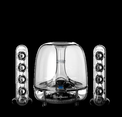 Soundsticks Wireless Bluetooth Speakers System 2.1