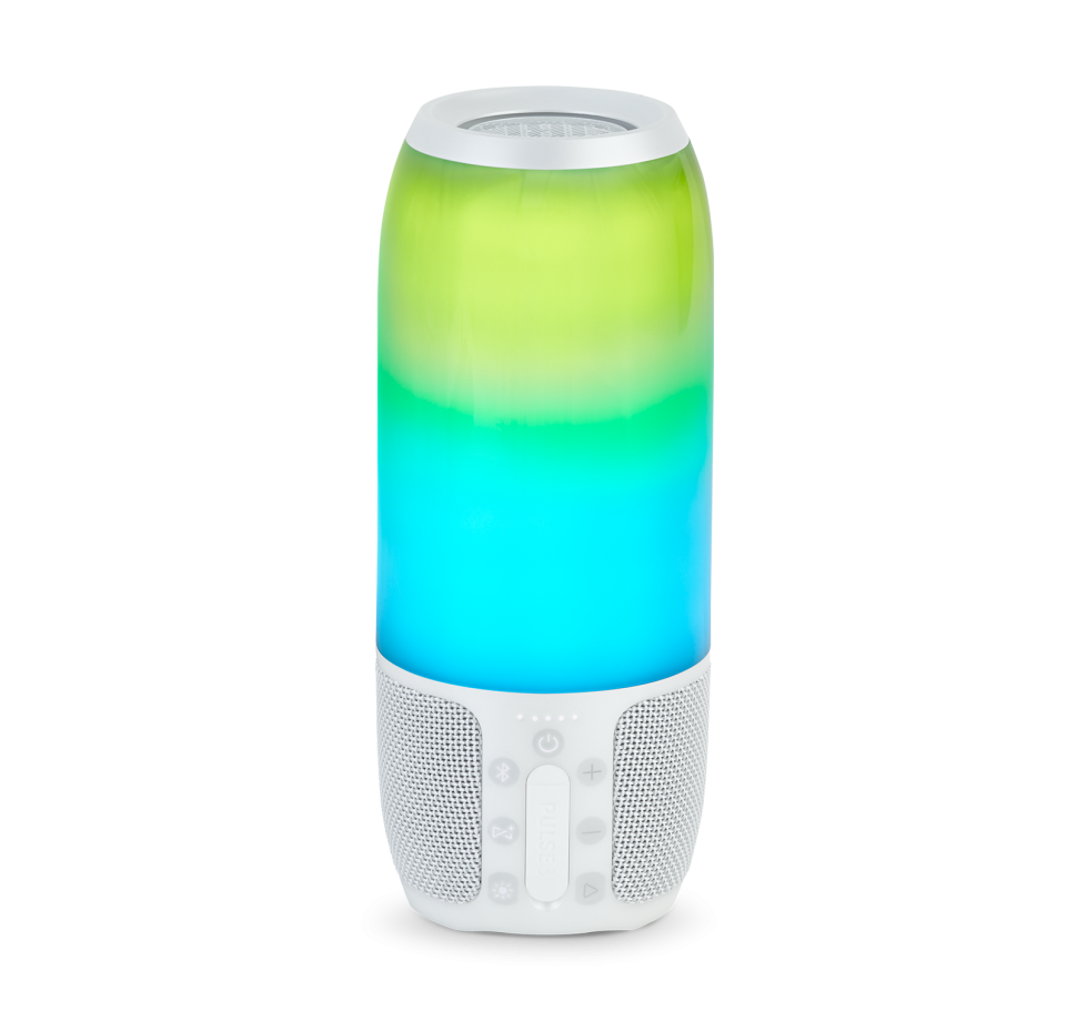 Pulse 3, Bluetooth Waterproof Speaker, Light Show & 360o Sound