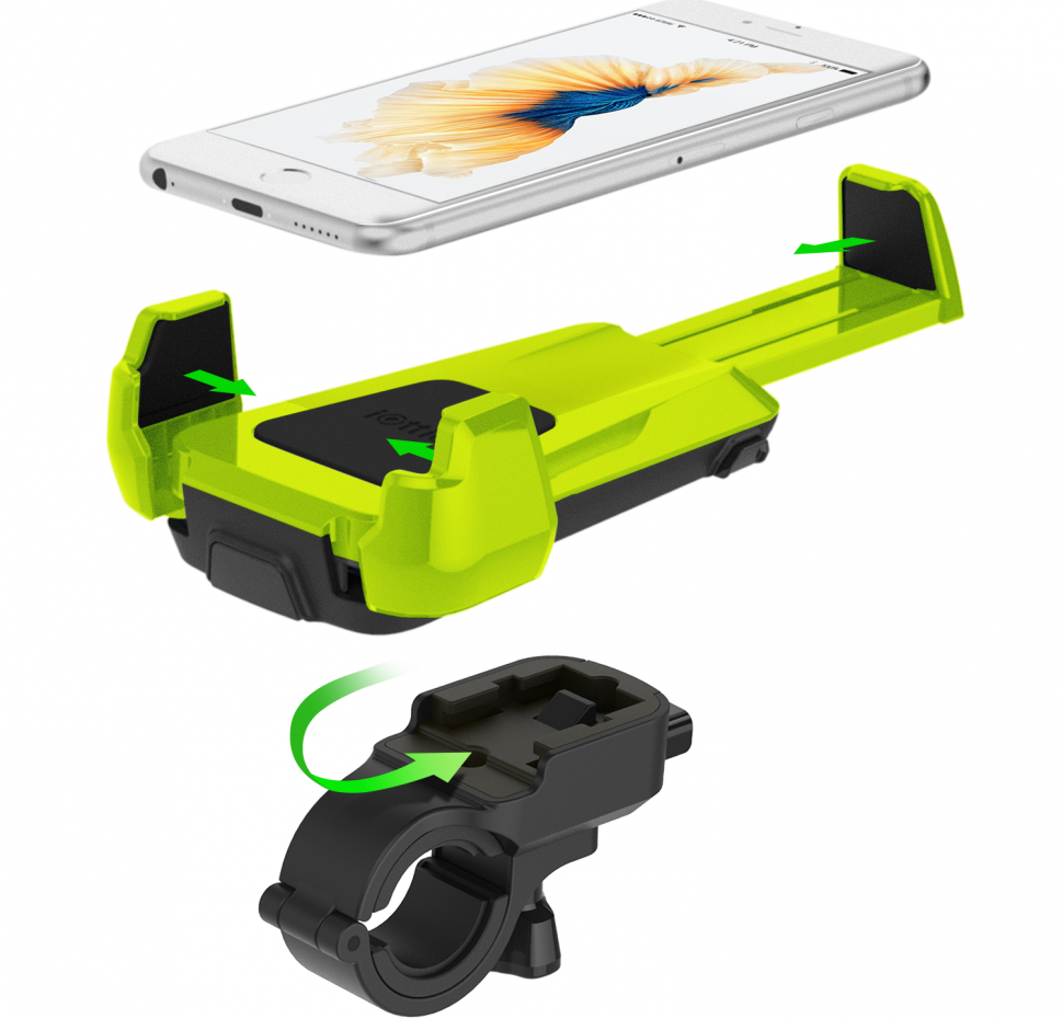 Active Edge, Bike Mount