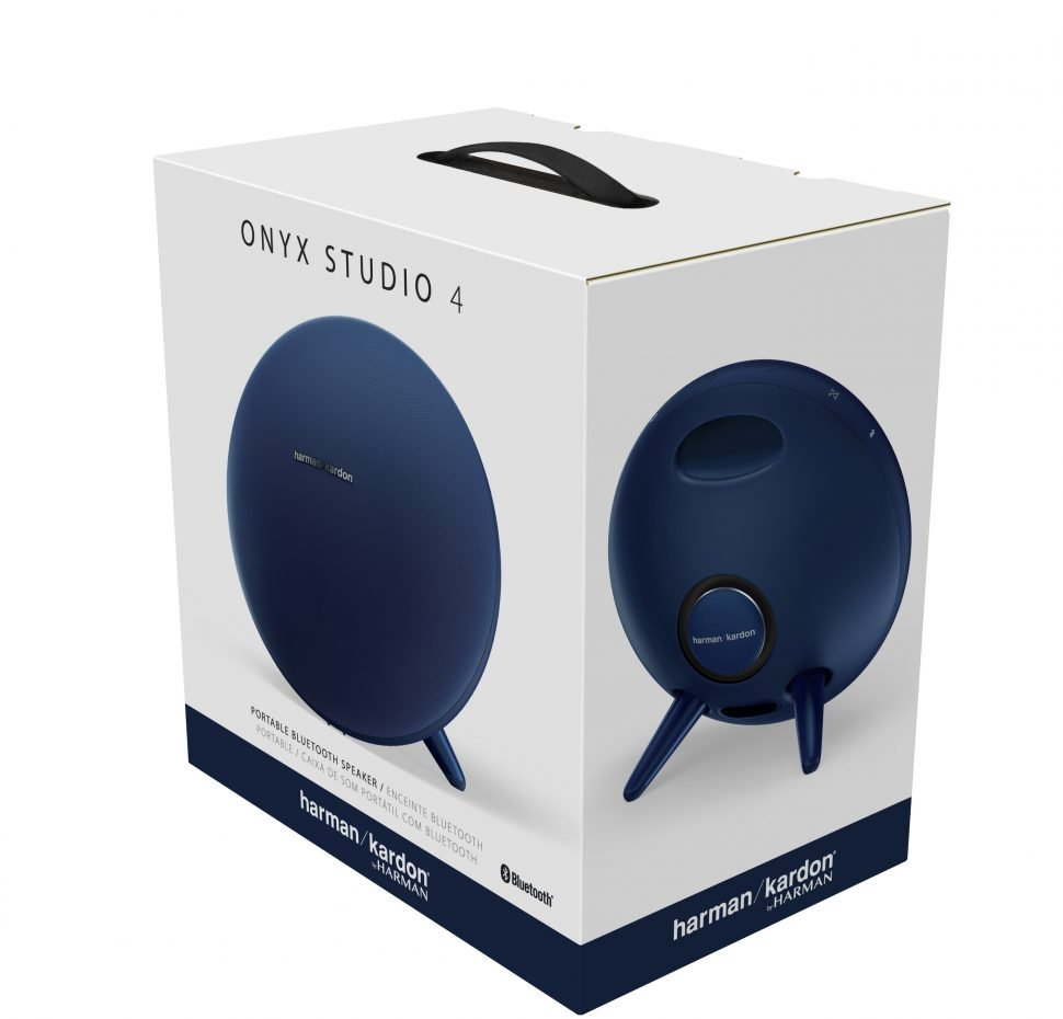 Onyx Studio 4, Portable Bluetooth Speaker