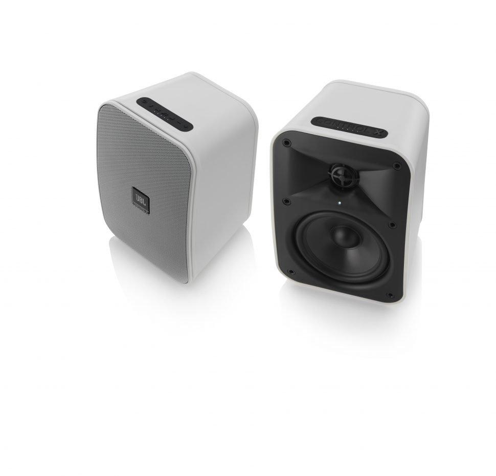 Control X Wireless, All Weather Wall/Bookshelf Speakers