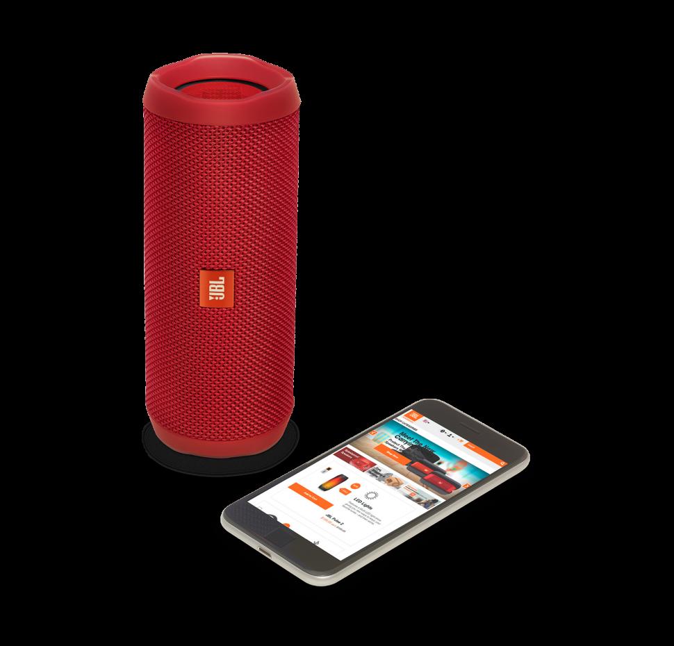 Flip 4, Bluetooth Speaker, Waterproof IPX7