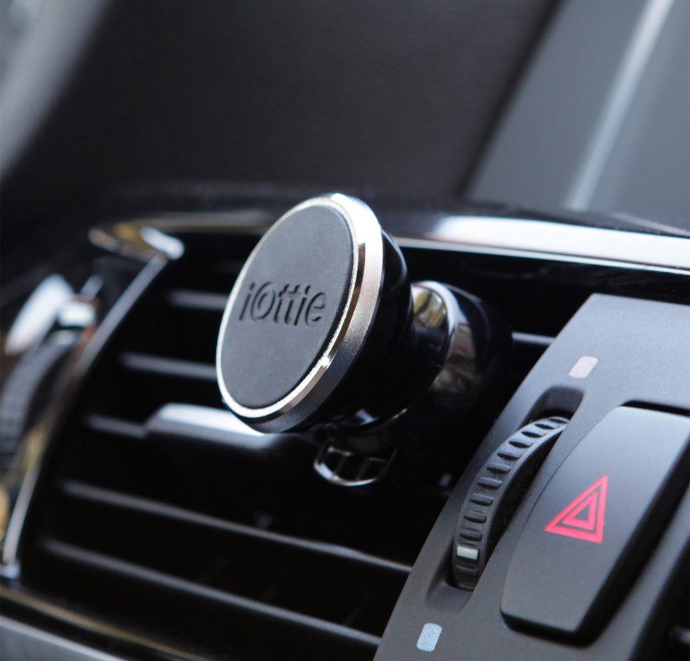 iTap Magnetic Air Vent, Car Mount