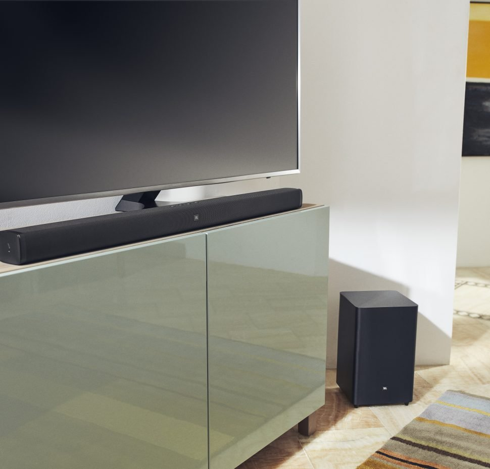 BAR 21, 2.1 Soundbar with wireless subwoofer, Bluetooth, HDMI