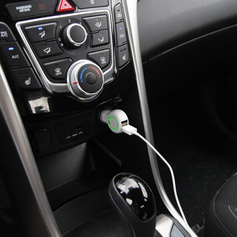 RapidVOLT Max, Dual Port USB Car Charger