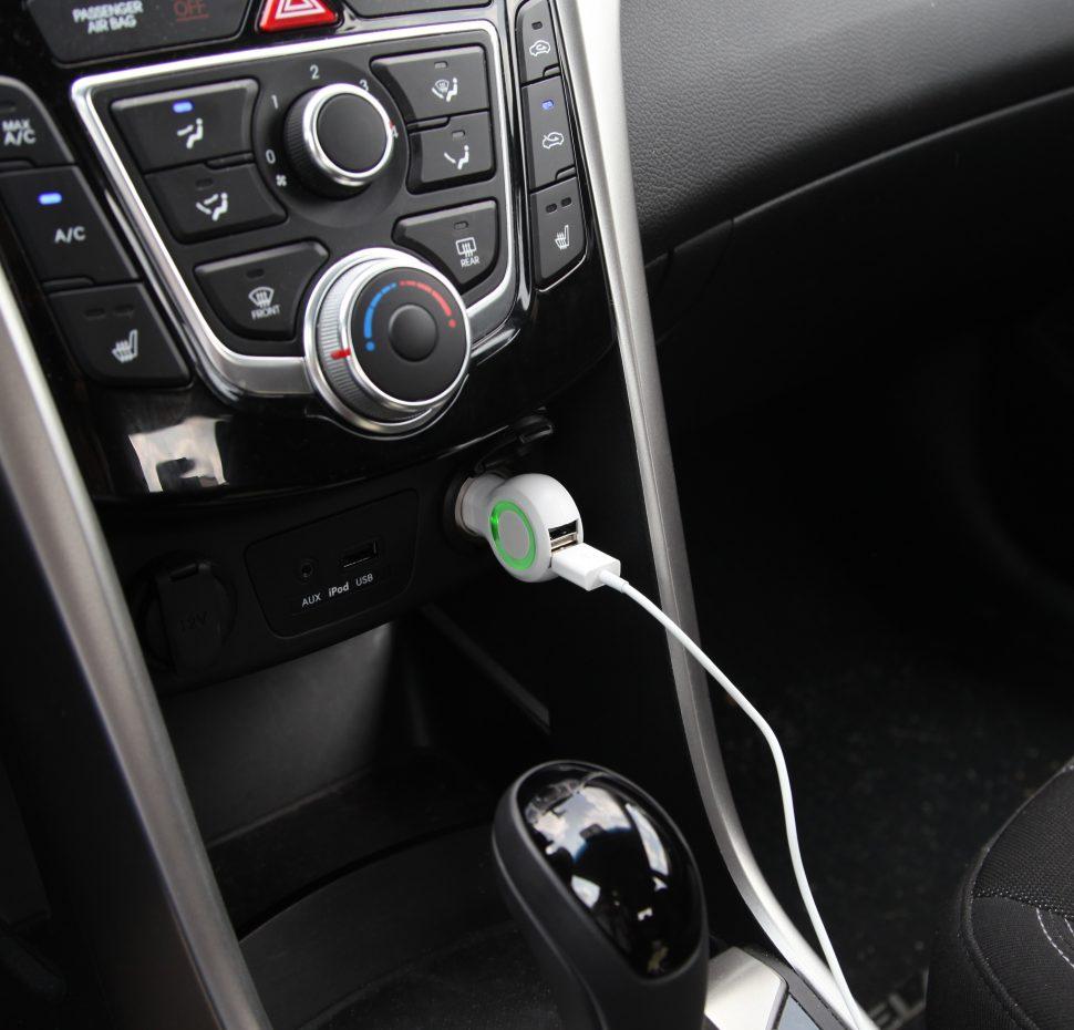 RapidVOLT Max, Dual Port USB Car Charger