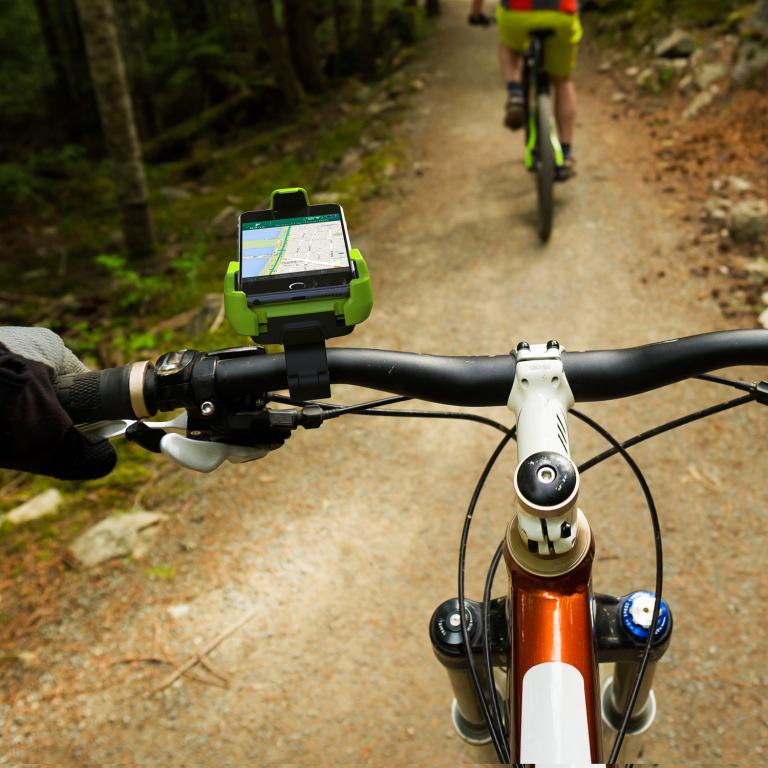 Active Edge, Bike Mount