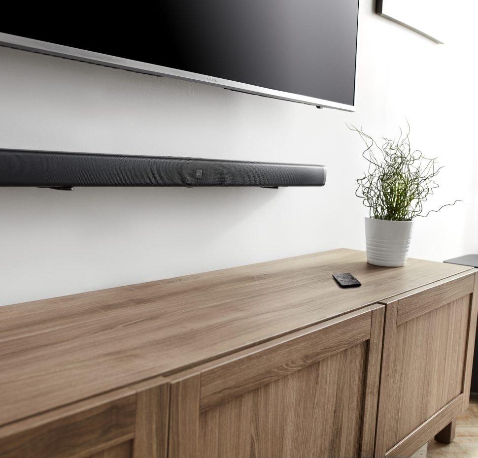 BAR 31, 3.1 Soundbar with wireless subwoofer, Bluetooth, HDMI
