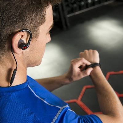 JBL UA Wireless Heart Rate Sport Headphones