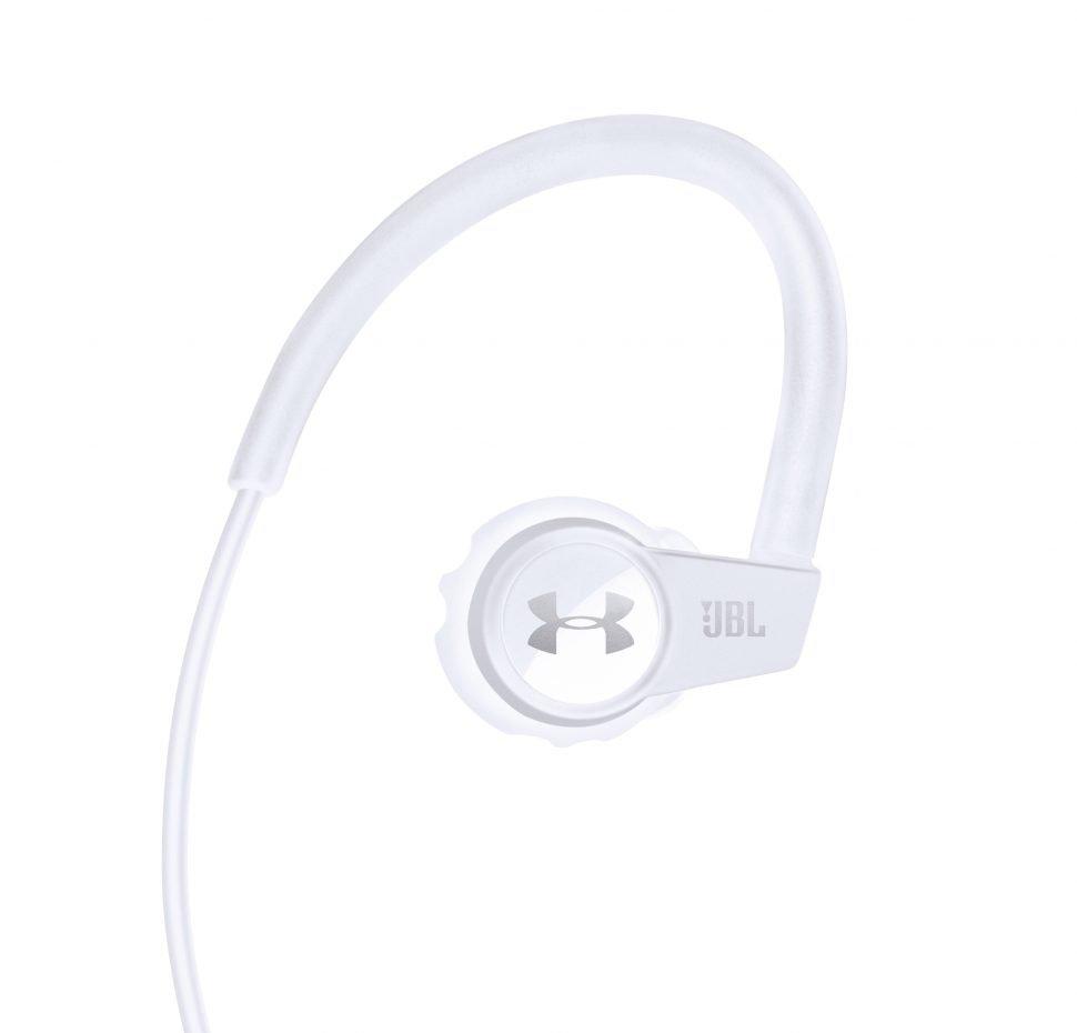 Wireless Heart Rate, In-Ear Sports Headphones 3-buttons Mic/Rem