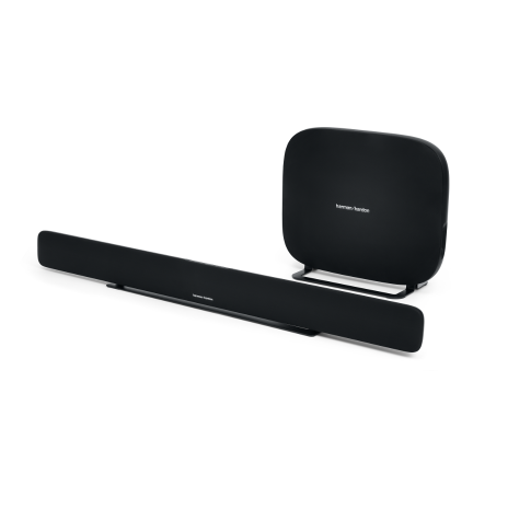 Omni Bar+,  Wireless HD Soundbar, Spotify Connect, Chromecast