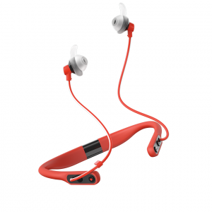 Reflect Fit, BehindNeck Sports Blueth Headphones with Heart Rate