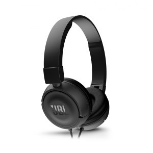 T450, OnEar Universal Headphones 1-button Mic/Remote