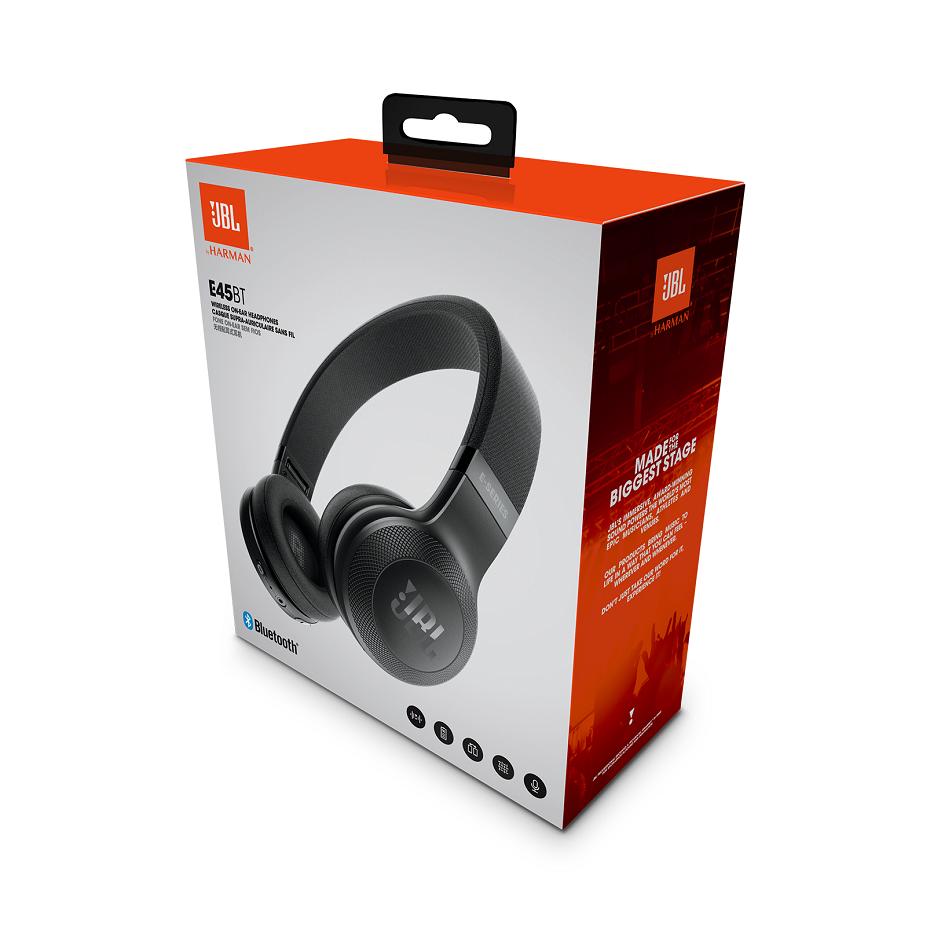 E45BT, OnEar Bluetooth Headphones
