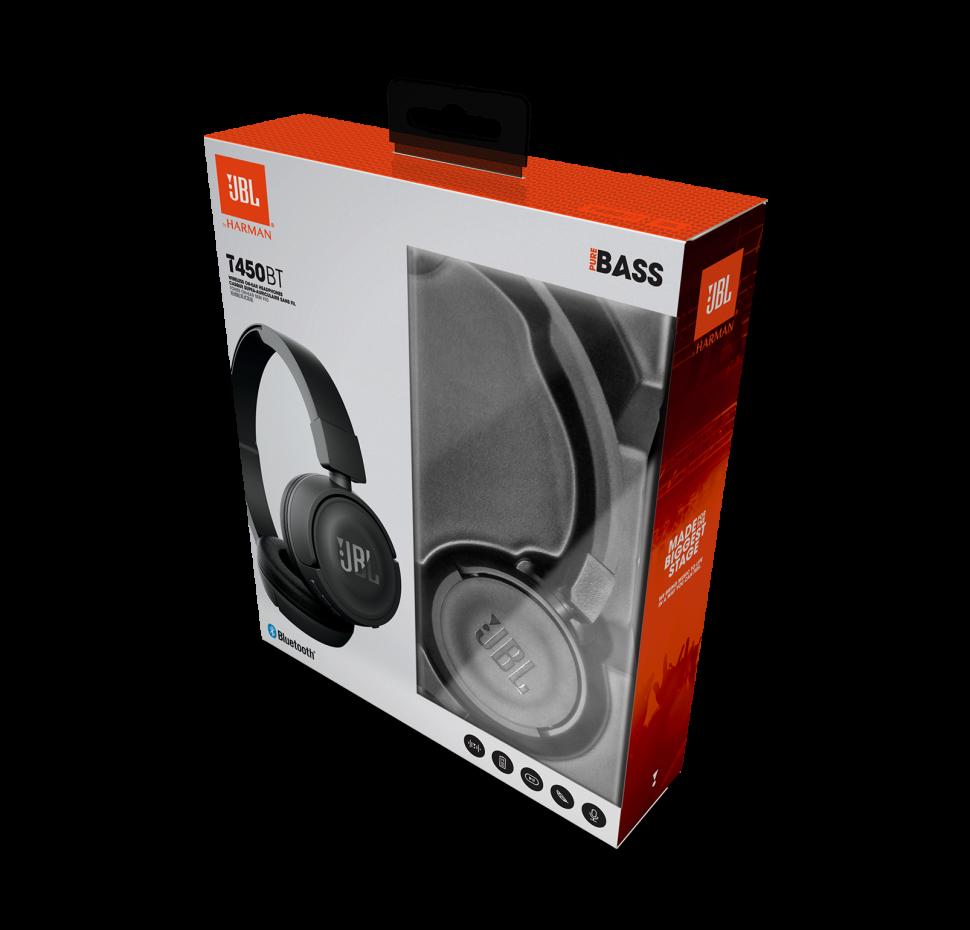T450BT, OnEar Bluetooth Headphones