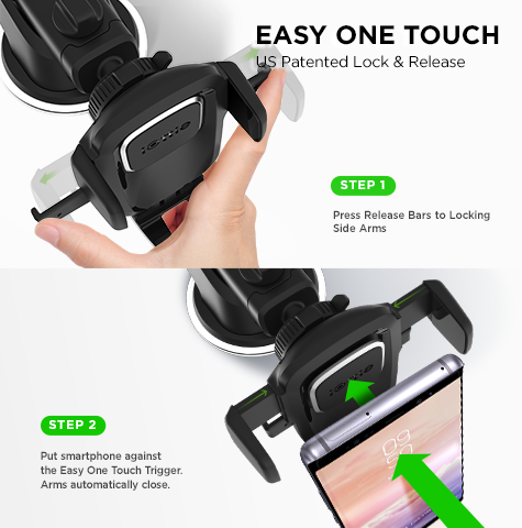 Easy One Touch 4 Dash,  Car & Board Mount