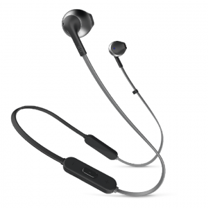 Tune 205BT, Wireless EarBuds with 3-button Mic/Remote Control