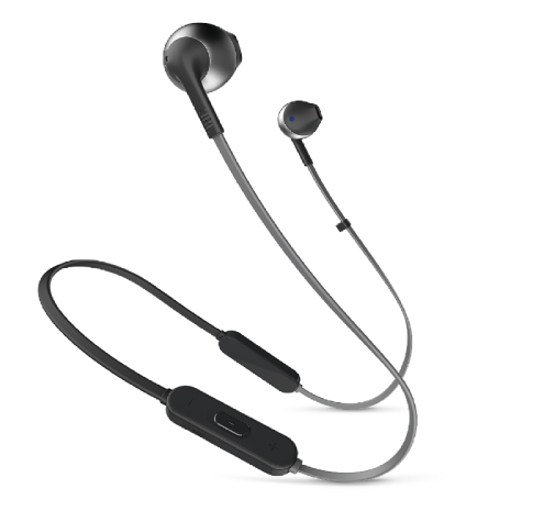 Tune 205T, Wireless EarBuds with 3-button Mic/Remote Control