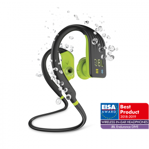 Endurance DIVE, Wireless/MP3 Sport Headphones, WaterProof
