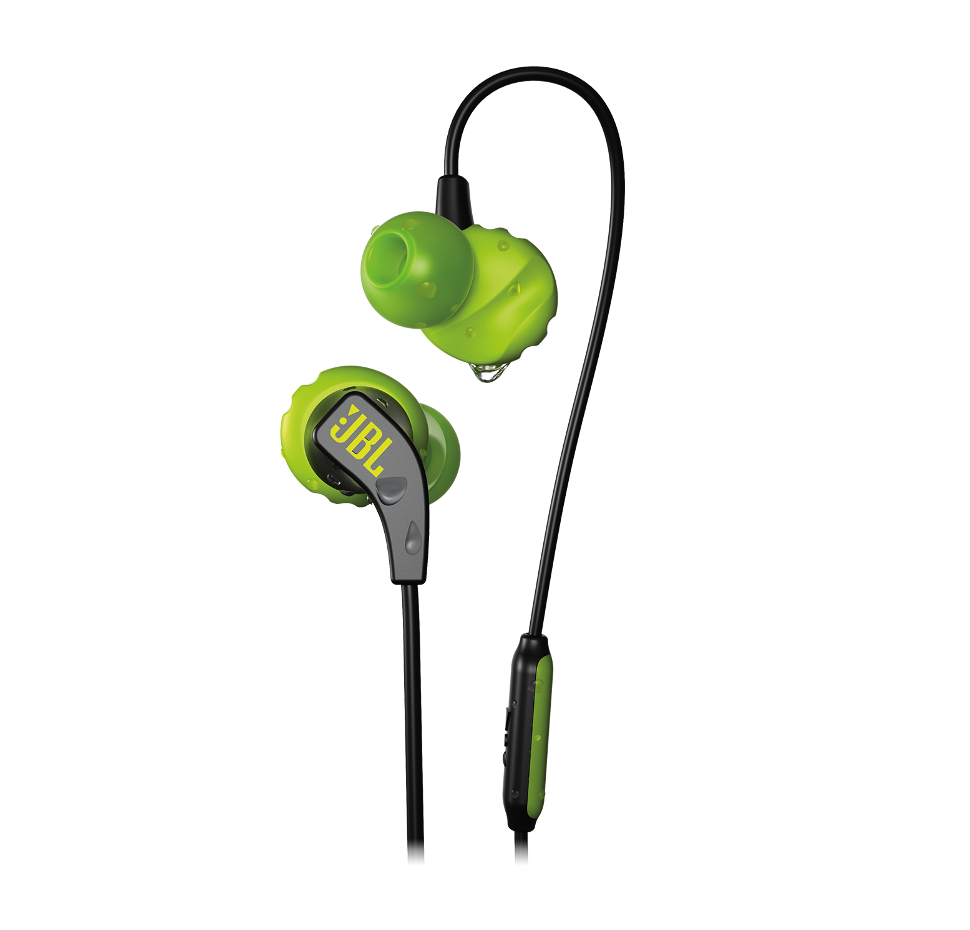 Endurance RUN, In-Ear Sport Headphones, with Remote & Mic