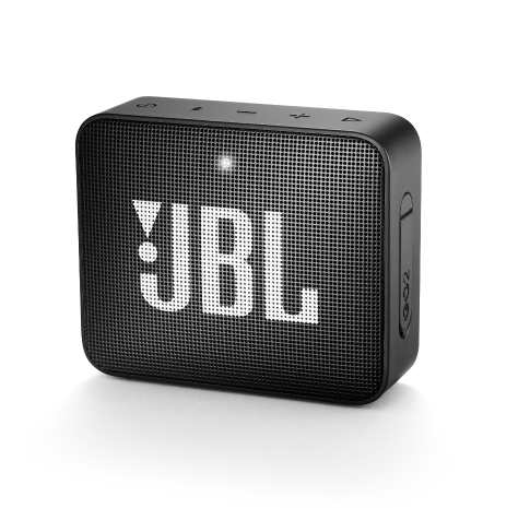 GO2, Portable Bluetooth Speaker, IPX7-Waterproof