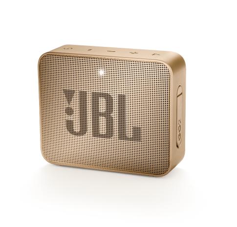 GO2, Portable Bluetooth Speaker, IPX7-Waterproof