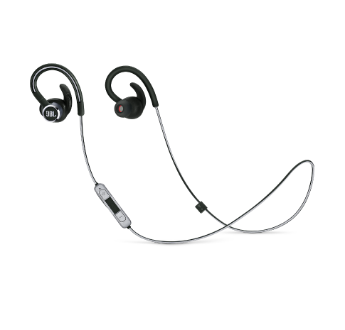 Reflect Contour 2, Sport Wireless Headphones, 3-button Mic/Rem
