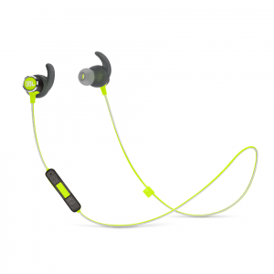 Reflect Mini 2, Wireless Sport Headphones, 3-button Mic/Remote