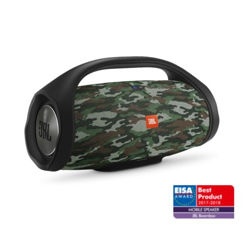 BoomBox, Bluetooth Waterproof Speaker with Powerfull Sound