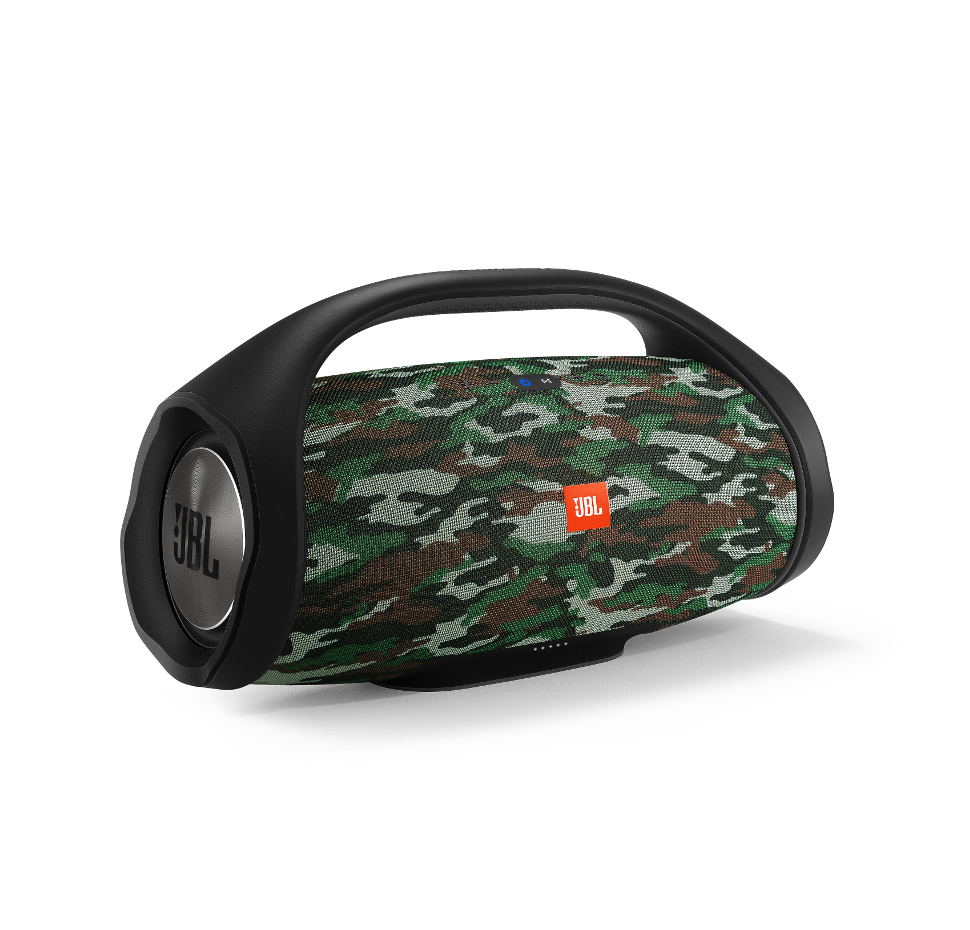 BoomBox, Bluetooth Waterproof Speaker with Powerfull Sound