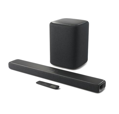 Enchant Soundbar 13-ch all in one soundbar with MultiBeam™