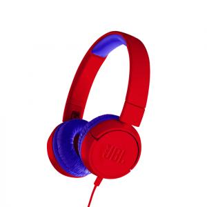 JR300, On-Ear Headphones for Kids, Universal, Safe Listening