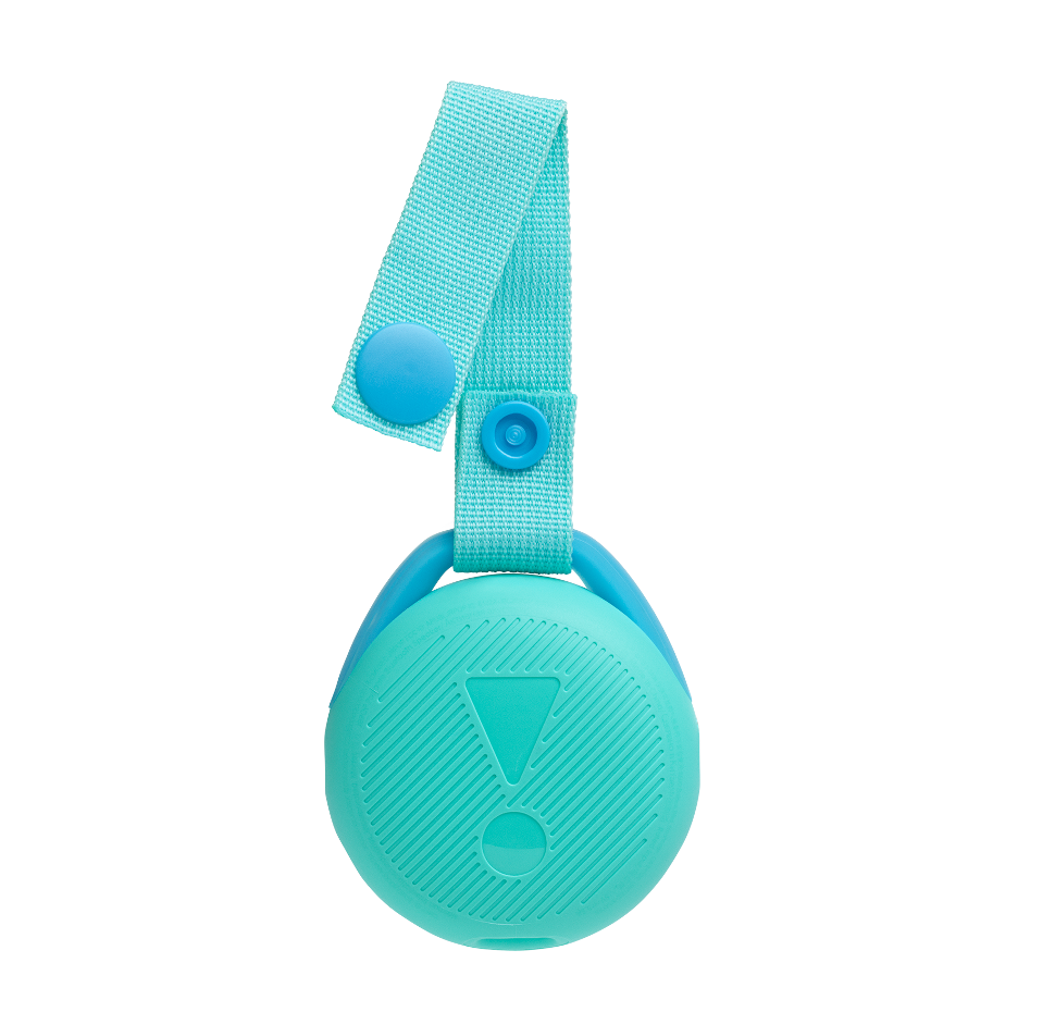 JR POP, portable wireless speaker with light