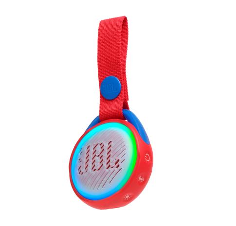 JR POP, portable wireless speaker with light