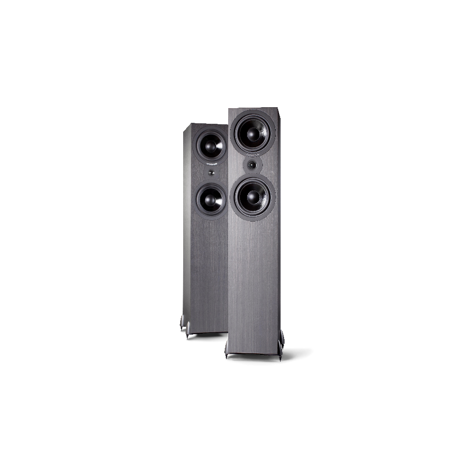 SX80, Speakers