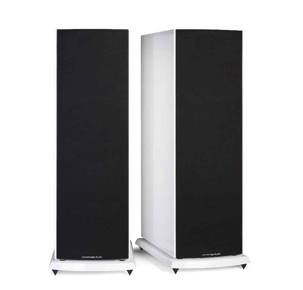 AeroMax 6, Speakers, BMR