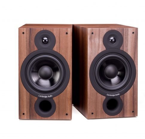 SX60, Speakers