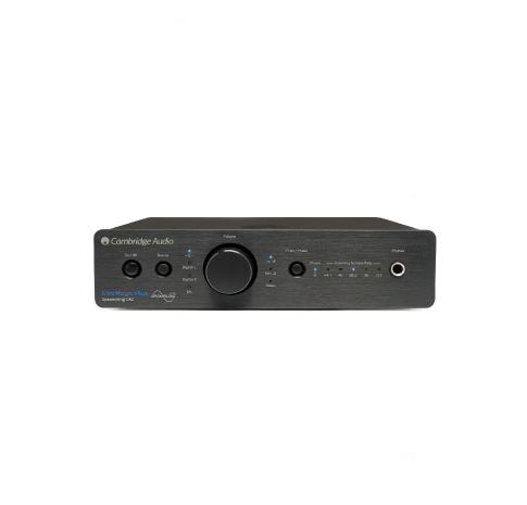 DacMagic Plus, DAC, Preamplifier