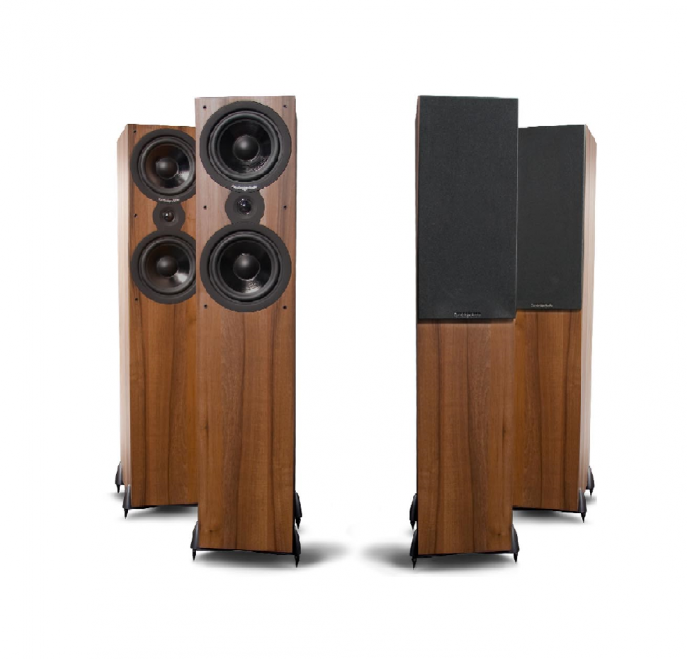 SX80, Speakers