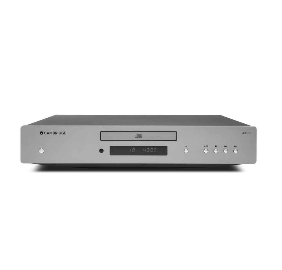 AXC25, Dedicated CD Player
