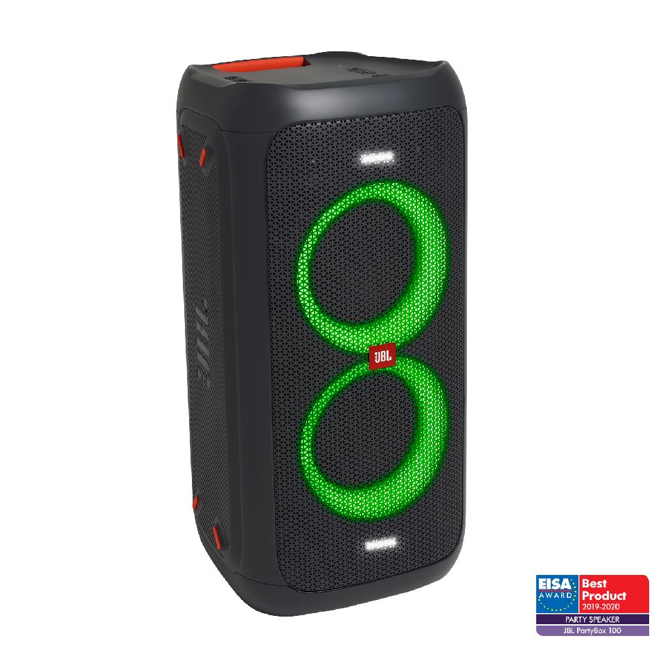 Partybox 100, Bluetooth Party Speaker w Light Effect