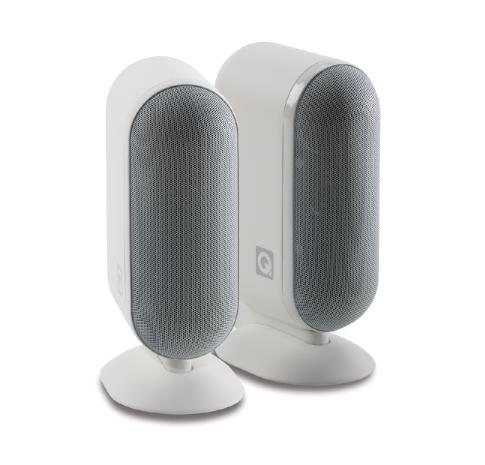 7000LRi, Stereo Speakers, (White)