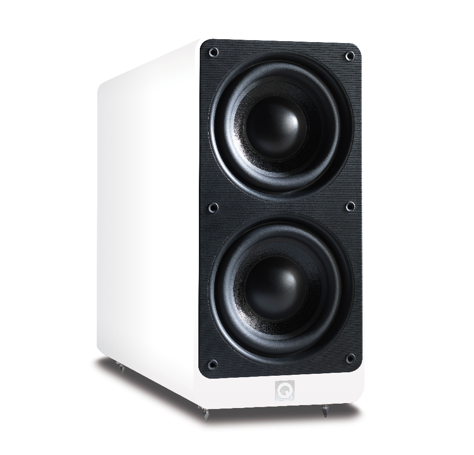 2070I, Subwoofer, (Gloss White)