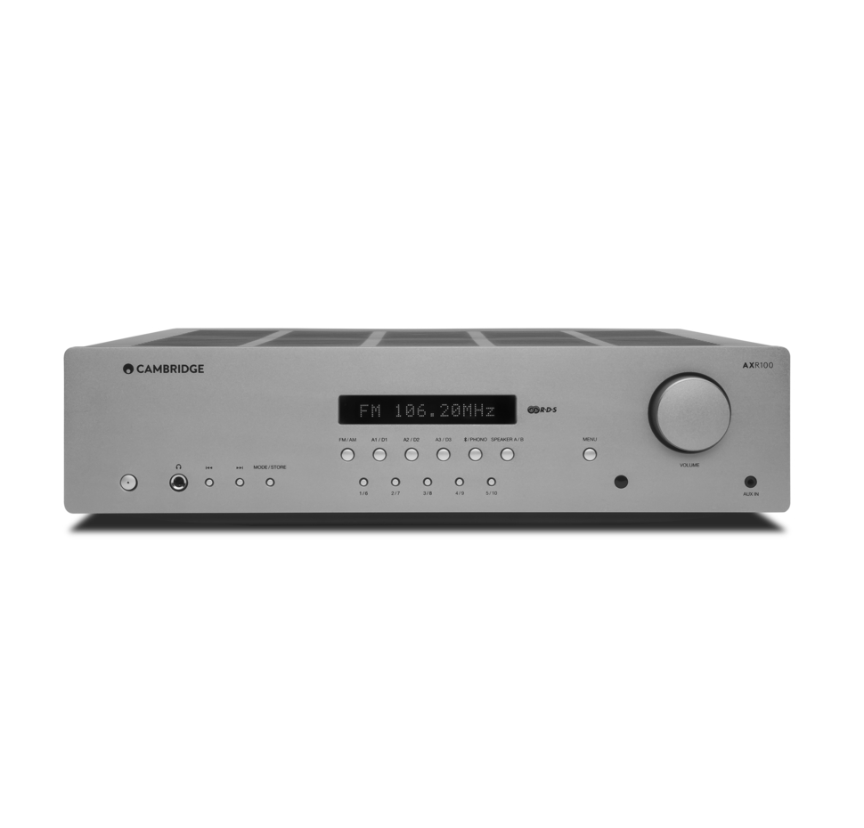 AXR100, Stereo Receiver