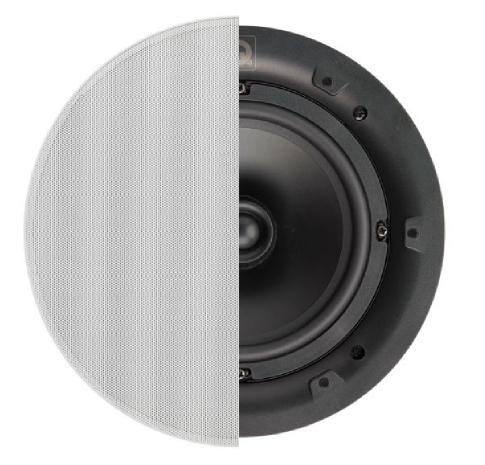 QI65C, Speaker, In-Ceiling, Circular Grille