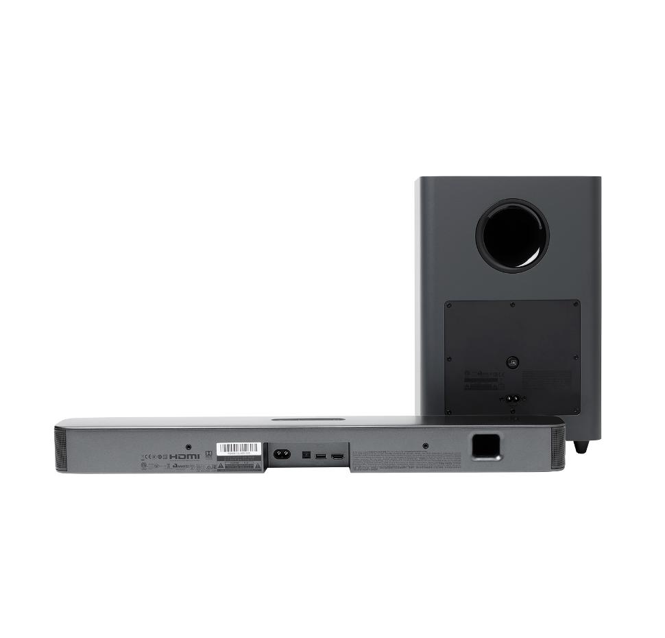 BAR 21 Deep Bass, 2.1 Soundbar, wirl subwoofer, Bluetooth, HDMI